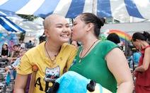 Bệnh nhi ung thư sôi nổi cùng ngày hội 'Những điều thần tiên'