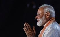 Thắng lợi của 'người bán trà' Modi