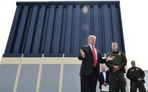 Tòa không cho ông Trump dùng tiền chính phủ xây tường biên giới