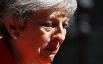 Bà May và di sản Brexit đổ vỡ