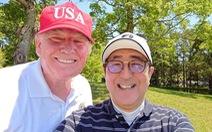 Ảnh tươi cười của lãnh đạo Mỹ - Nhật được yêu thích