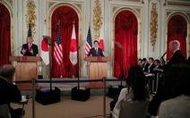 Ông Trump dọa tiếp: 'rất dễ' tăng thuế thêm nữa với hàng Trung Quốc