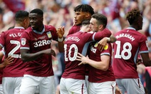 Aston Villa giành suất cuối cùng dự Premier League