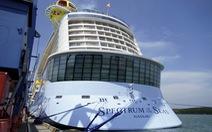 Hãng tàu Mỹ xin xây cảng tàu khách quốc tế ở Vũng Tàu