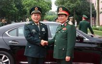 Bộ Quốc phòng Việt Nam và Trung Quốc ký kết nhiều văn bản hợp tác