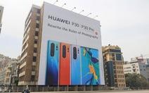 Điện thoại Huawei mua 1.150 USD, bán lại... 130 USD tại Anh