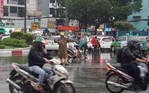 4 khuyến cáo của Cảnh sát giao thông TP.HCM cho người đi xe máy mùa mưa