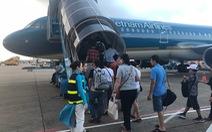 Hành khách nối chuyến bay được hỗ trợ nhanh thủ tục