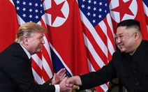 Ở Nhật, ông Trump nói: 'Rất nhiều điều tốt đẹp sẽ đến với Triều Tiên'