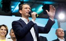 Thủ tướng đẹp trai của Áo  mất chức sau 525 ngày vì... cây hài Đức