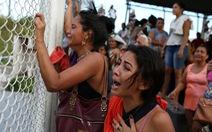 42 tù nhân bị siết cổ chết tại Brazil