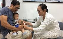 Gần 25% trẻ chưa được tiêm chủng văcxin 6 trong 1