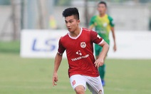 Cầu thủ Việt kiều Martin Lo lần đầu được ông Park gọi lên tuyển U23