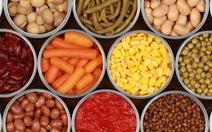 Những loại rau quả đông lạnh - đóng hộp có bổ dưỡng như khi còn tươi?
