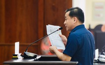 Vũ 'nhôm' tự bào chữa: 'Bị cáo không để lại hậu quả mà bị xử 17 năm'