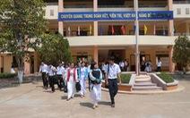 Hơn 2.000 học sinh Bình Phước không đăng ký thi vào lớp 10