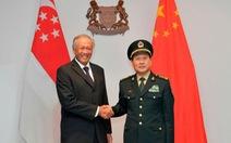Singapore, Trung Quốc sắp có các diễn tập quy mô lớn