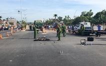 Cầu chưa thông xe, tài xế chạy ẩu tông chết nữ sinh