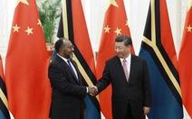 Ông Tập: 'Trung Quốc không tìm kiếm vùng ảnh hưởng ở Thái Bình Dương'