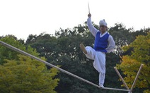 'Khám phá văn hóa Hàn Quốc' dịp Quốc tế thiếu nhi tại Hà Nội