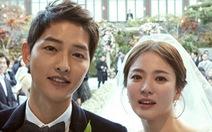 Song Joong Ki bác tin đồn ly hôn, nói Song Hye Kyo luôn ủng hộ chồng