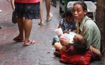 Thái Lan phạt tiền lẫn án tù với người ăn xin