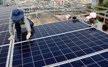 Nhà xưởng, cao ốc cũng rầm rộ đầu tư sử dụng điện mặt trời