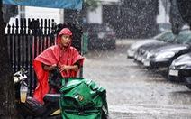 Bà con các tỉnh phía Nam chú ý: mưa lớn từ 13-9 đến 16-9