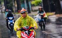 Ba ngày thi THPT quốc gia: Miền Bắc miền Nam mưa, miền Trung nắng