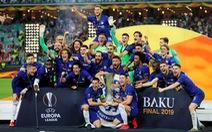 Đè bẹp Arsenal, Chelsea vô địch Europa League 2018-2019