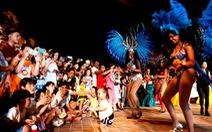 Carnaval đường phố Đà Nẵng sẽ rực rỡ sắc hoa