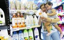 Sống khỏe cùng sản phẩm tẩy rửa hữu cơ