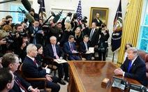 Trung Quốc tìm tiếng nói 'phản chiến' từ nước Mỹ