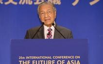 Thủ tướng Malaysia cảnh báo dễ có chiến tranh nếu thỏa thuận thương mại đổ vỡ