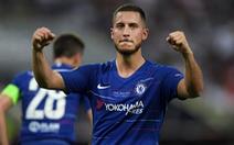 Hazard: 'Chiến thắng này có thể là lời từ biệt'