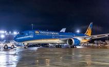 Máy bay Vietnam Airlines đi Đức quay lại sân bay Nội Bài sau 30 phút cất cánh