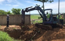 Không phát hiện cống xả thải ngầm ở Men Mauri La Ngà