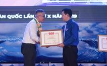 Tôn vinh 34 kỹ sư, công nhân... tại giải 'Người thợ trẻ giỏi' toàn quốc