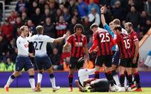 Son Heung Min và Foyth nhận thẻ đỏ, Tottenham trắng tay trước Bournemouth