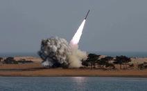 Hàn Quốc cải chính: Triều Tiên không phóng tên lửa mà là 'đầu đạn tầm ngắn'