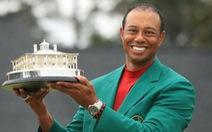 Tiger Woods được Tổng thống Trump trao Huân chương Tự do