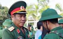 Tư lệnh Quân khu 9 Nguyễn Hoàng Thủy bị cảnh cáo