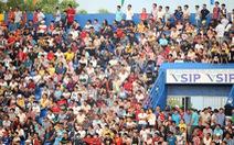 Sân Bình Dương đông kỷ lục trong ngày tiếp CLB Hà Nội