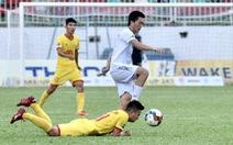 Sân Pleiku: Chiến thắng đầu tay của tân HLV Lee Tae Hoon