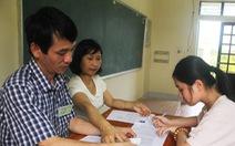 134 học sinh giỏi được xét tuyển thẳng đại học