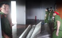 Cháy ở tầng 10 tòa nhà Mường Thanh Luxury Khánh Hòa