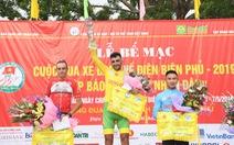 """Mirsamad Pourseyed giành áo vàng cuộc đua xe đạp """"Về Điện Biên Phủ 2019"""""""