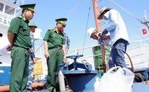 Bà Rịa - Vũng Tàu liên tiếp bắt hai tàu chở dầu không giấy tờ