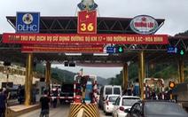 Bộ trưởng Nguyễn Văn Thể yêu cầu xử nghiêm vụ cản trở BOT Hòa Lạc - Hòa Bình