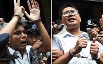 Myanmar ân xá hơn 6.500 tù nhân, có 2 phóng viên của Reuters